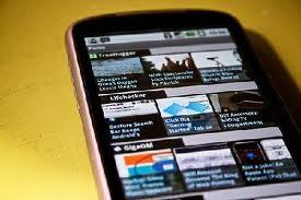 Apps Android  para Leer Google Reader